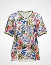 Violeta by Mango Combined Printed T-Shirt