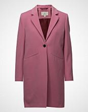 Gant G2. Classic Tailored Coat Ullfrakk Frakk Rosa GANT