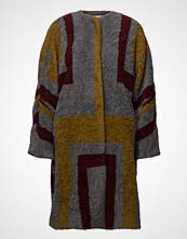 Rabens Saloner Tribal Knit Coat