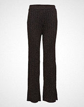 Selected Femme Slfsam Wide Knit Pant B
