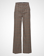 Mango Check Suit Pants