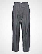 Mango Flecked Suit Trousers