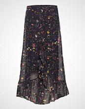 Coster Copenhagen Skirt In Botanical Print W. Elastic