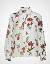 Twist & Tango Isolde Shirt White Botanical