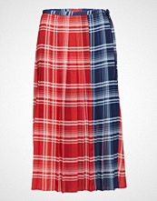 Hilfiger Collection Pleated Madras Wrap,
