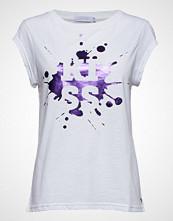 Coster Copenhagen T-Shirt W. Splash Print
