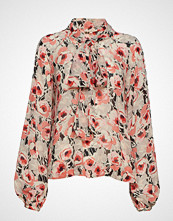 by Ti Mo Semi Couture Bow Blouse