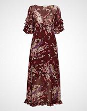 by Ti Mo Semi Couture Midi Dress