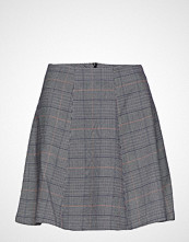 Only Onysophie Check Neo Skirt Tlr