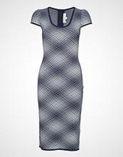 Michael Kors Scoop Nk Check Dress