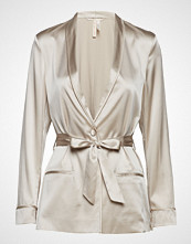 Filippa K Silk Satin Pyjama Shirt