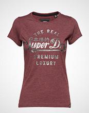 Superdry Luxury Foil Entry Tee
