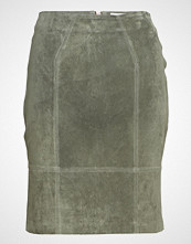 Vila Vifaith Hw Suede Skirt