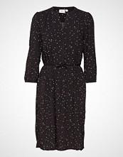 Saint Tropez Dot Print 3/4 Sl.Dress