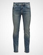 Selected Homme Shnslim-Leon 6111 M. Blue St Jeans Noos Slim Jeans Blå SELECTED HOMME