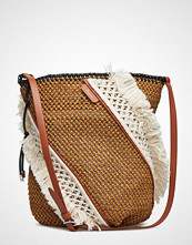 3.1 Phillip Lim Marlee Open Weave Bag W Fringe