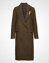 Scotch & Soda Double Breasted Long Wool Coat