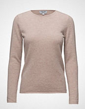 Davida Cashmere O-Neck Tube Sweater
