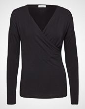 Max & Co. Creta T-shirts & Tops Long-sleeved Svart MAX&CO.