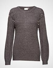 Kaffe Cammi Rib Knit Pullover