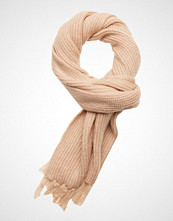 Scotch & Soda Wool Blend Knitted Scarf Skjerf Rosa SCOTCH & SODA