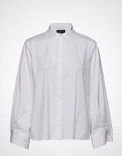 Selected Femme Slfberina Ls Collar Tie Shirt B