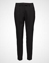 Selected Femme Slfpila Pino Slim Crop 2  Pnt Black Noos