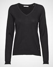 Edc by Esprit Sweaters Strikket Genser Svart EDC BY ESPRIT