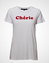 French Connection Cherie (Honey) Sslv Tee