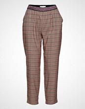 Coster Copenhagen Pants In Checks W. Lurex Tape