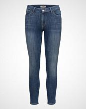 Wrangler Super Skinny Jeans Skinny Jeans Blå WRANGLER