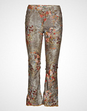Please Jeans Shortcut Flowers