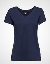 Didriksons Ebba Wns T-Shirt T-shirts & Tops Short-sleeved Blå DIDRIKSONS