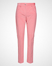 Calvin Klein Corduroy 5 Pkt Stl P Bukser Med Rette Ben Rosa CALVIN KLEIN