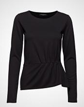 Bruuns Bazaar Tami Alicia Blouse T-shirts & Tops Long-sleeved Svart BRUUNS BAZAAR
