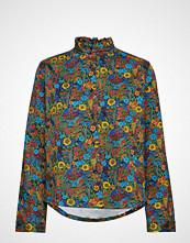 Mads Nørgaard Liberty Denim Sadolina Langermet Skjorte Multi/mønstret MADS NØRGAARD