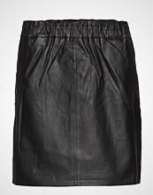 Sofie Schnoor Leather Skirt