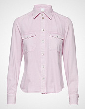 Boss Casual Wear Chebu Langermet Skjorte Rosa BOSS CASUAL WEAR