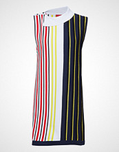 Hilfiger Collection Striped Swtr Dress, Kort Kjole Multi/mønstret HILFIGER COLLECTION