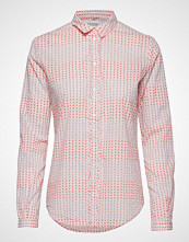 Scotch & Soda Cotton Dobby Shirt Langermet Skjorte Rosa SCOTCH & SODA