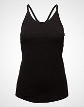 Filippa K Soft Sport Cotton Strap Tank T-shirts & Tops Sleeveless Svart FILIPPA K SOFT SPORT