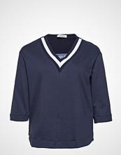Violeta by Mango Mixed Cotton Sweatshirt