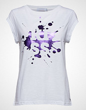 Coster Copenhagen T-Shirt W. Splash Print