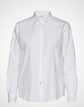 Tommy Hilfiger Monica Shirt Ls W3, Langermet Skjorte Hvit TOMMY HILFIGER