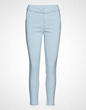 Minus Carma Dot Pants 7/8 Stramme Bukser Stoffbukser Blå MINUS