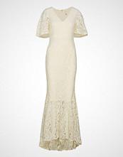 Yas Yasradic Lace Maxi Dress