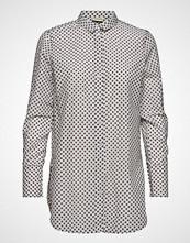 By Malene Birger Likarah Langermet Skjorte Creme BY MALENE BIRGER