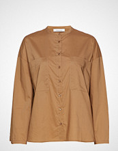Samsøe & Samsøe Millet Shirt 10451 Langermet Skjorte Brun SAMSØE & SAMSØE