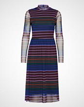 Yas Yasstriva Ls Mesh Dress Ft