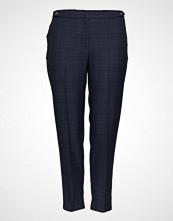 Violeta by Mango Check Suit Pants